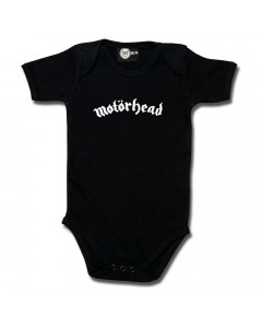 Body bebè Motorhead Logo | Body Baby Metal